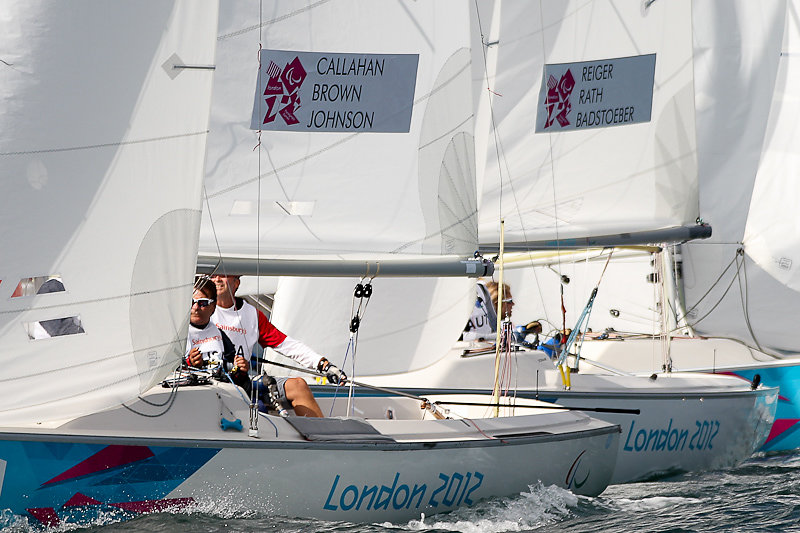 Jeux paralympiques 2012 - Weymouth